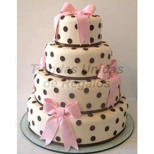 Torta Matrimonio 22 - Cod:WMA22