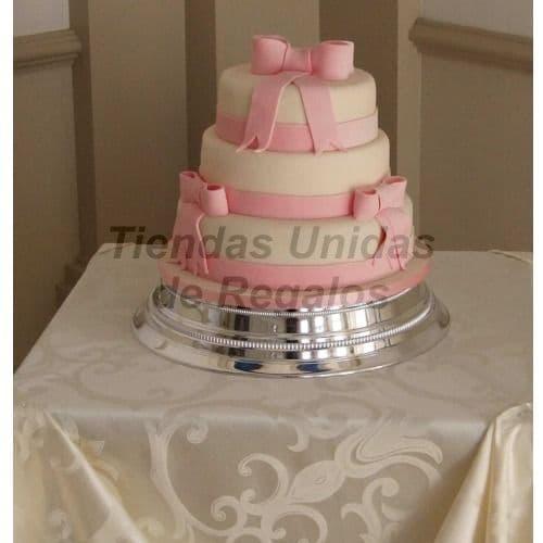 Torta Matrimonio 26 - Cod:WMA26