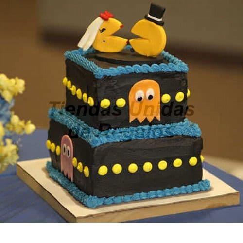 Torta Matrimonio 27 - Cod:WMA27