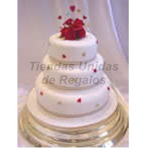 Torta Matrimonio 30 - Cod:WMA30