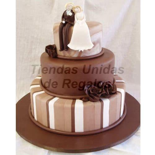 Torta Matrimonio 31 - Cod:WMA31