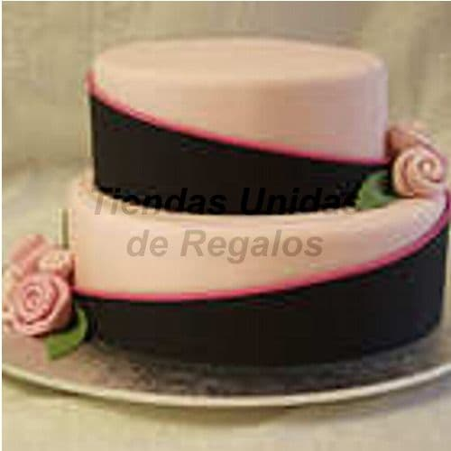 Torta Matrimonio 33 - Cod:WMA33