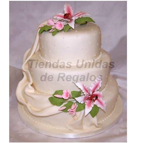 Torta Matrimonio 34 - Cod:WMA34