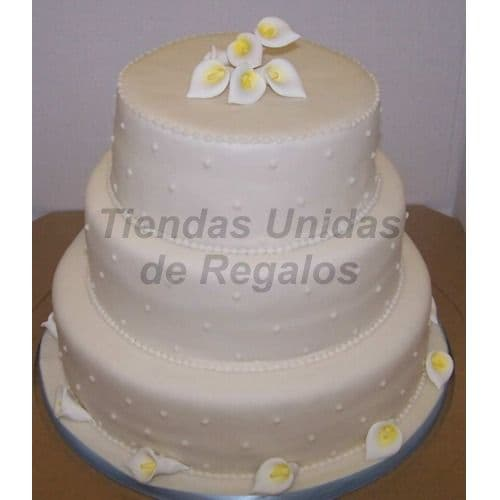 Torta Matrimonio 36 - Cod:WMA36