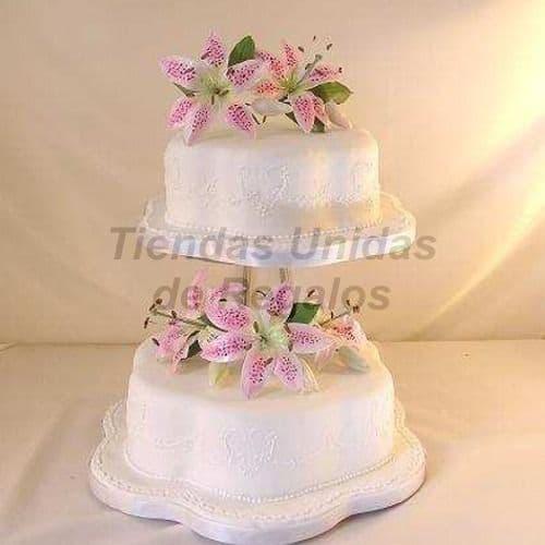 Torta Matrimonio 37 - Cod:WMA37