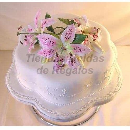 Torta Matrimonio 38 - Whatsapp: 980-660044