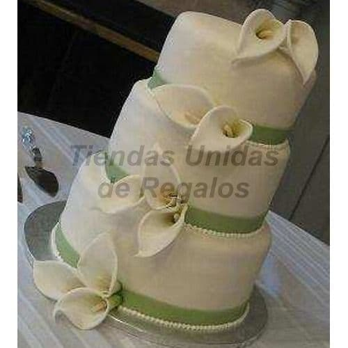 Torta Matrimonio 40 - Cod:WMA40