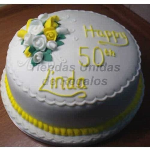 Torta Matrimonio 44 - Whatsapp: 980-660044