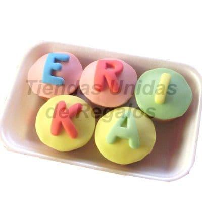 Cupcakes Personalizados | Cupcakes Personalizados Para Regalos - Cod:WMF22
