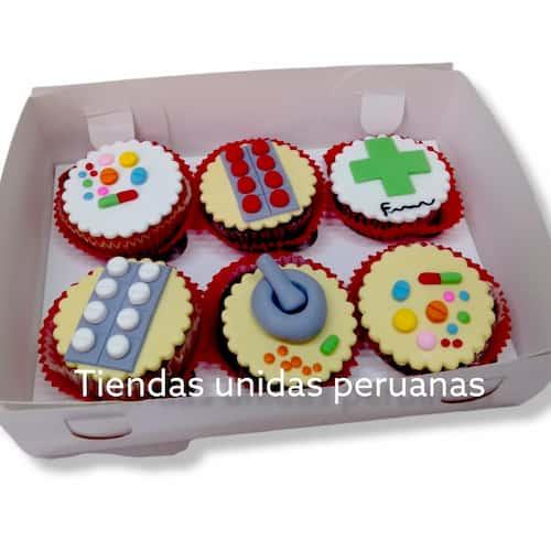 Cupcakes de Mariposas | Cupcakes Personalizados Para Regalos - Cod:WMF33