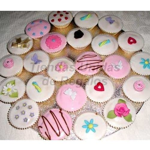 Cupcakes Especailes - Cod:WMF49