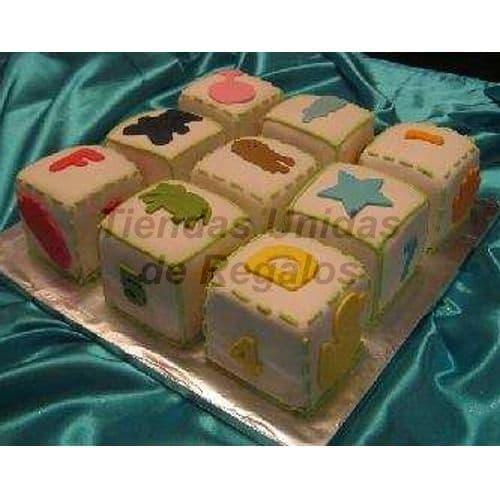 Tortas Individuales para Bebe | Torta Individuales | Tortas Personales - Cod:WMT03