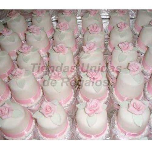 Tortas Individuales x 25 unidades | Torta Individuales | Tortas Personales - Cod:WMT06