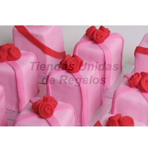 Tortas Individuales cajita de regalo | Torta Individuales | Tortas Personales - Cod:WMT11