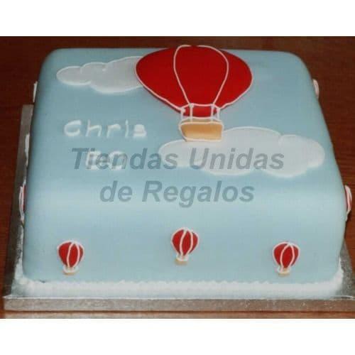 i-quiero.com - Torta Bebe 14 - Codigo:WNA14 - Detalles: Torta a base de keke De Vainilla con medida de 25 x 25 cm., incluye gotitas en az�car. Todo el decorado esta hecho a base de masa el�stica. - - Para mayores informes llamenos al Telf: 225-5120 o 476-0753.