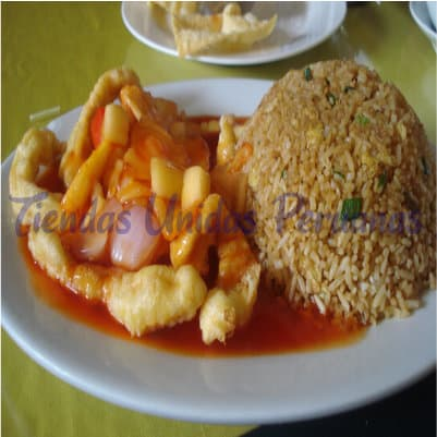 Pollo 5 Sabores | Delivery Chifa | Chifas Delivery Lima - Cod:WPL02