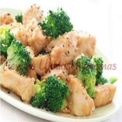 Pollo con Tausi | Delivery Chifa | Chifas Delivery Lima - Cod:WPL06