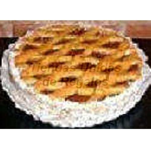 i-quiero.com - Tartaleta de Manzana - Codigo:WPS11 - Detalles: Deliciosa Tartaleta de 23cm de diametro.  - - Para mayores informes llamenos al Telf: 225-5120 o 476-0753.