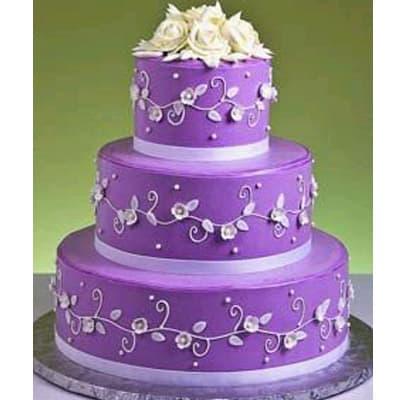 Torta quinceañera 22 - Cod:WQC22