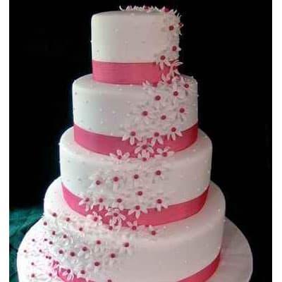 Torta quincea�era 38 - Codigo:WQC38 - Detalles: Deliciosa torta de keke De Vainilla   , ba�ada con manjar blanco y forrada con masa elastica con las siguientes medidas: 1er piso de 25cm de di�metro, 2do piso de 20cm de di�metro, 3er piso de 15cm de di�metro, 4to piso de 10cm de di�metro, flores modeladas con masa el�stica - - Para mayores informes llamenos al Telf: 225-5120 o 4760-753.