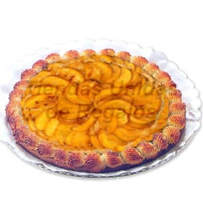 Tortas.com.pe - Tartaleta 01 - Codigo:WTL01 - Detalles: Deliciosa tartaleta de Durazno. Rinde de 20 a 25 porciones. 20cm de Di�metro. - - Para mayores informes llamenos al Telf: 225-5120 o 476-0753.