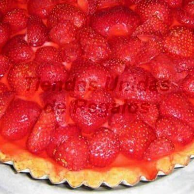 Tortas.com.pe - Tartaleta 02 - Codigo:WTL02 - Detalles: Deliciosa tartaleta de fresas. Rinde de 20 a 25 porciones. 20cm de Di�metro. - - Para mayores informes llamenos al Telf: 225-5120 o 476-0753.