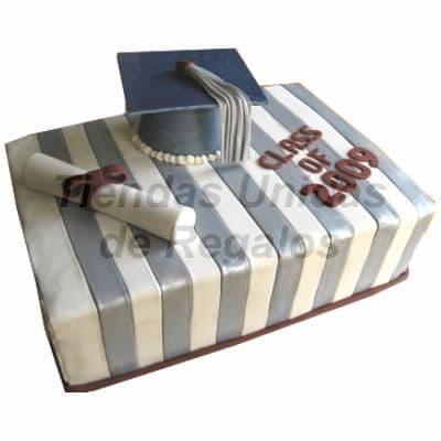 Torta Graduación - Cod:TRR19