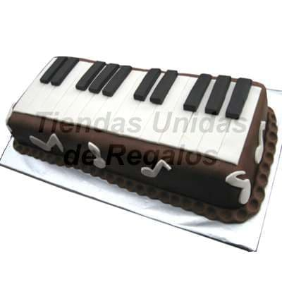 Torta Piano - Whatsapp: 980-660044
