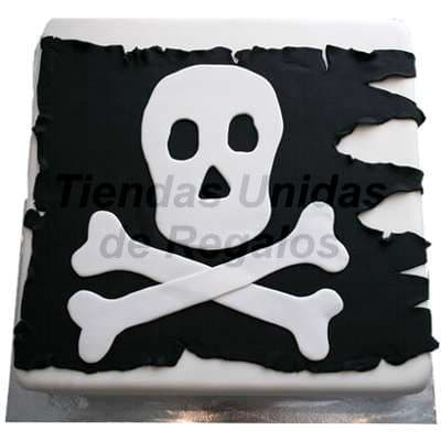Torta Pirata - Whatsapp: 980-660044