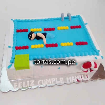 Torta Familiar - Cod:TRR32