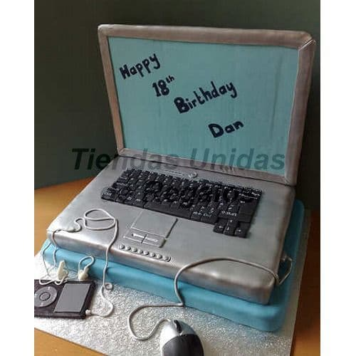 Torta Laptop - Whatsapp: 980-660044