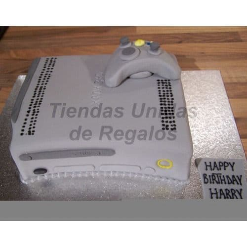 Torta X Box | XBox Cake - Whatsapp: 980-660044