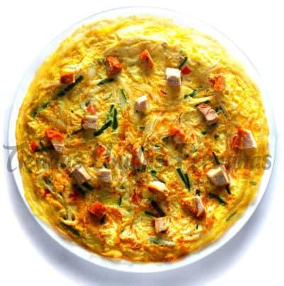 Tortilla con Chancho | Chifa Delivery  - Cod:WTS03