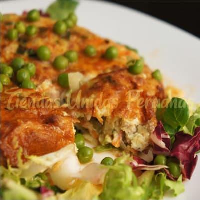 Tortilla China | Tortilla con Ajo Chino | Huevo a Vapor Chino - Whatsapp: 980-660044