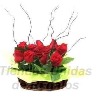 Rosas Delivery | Arreglos de Rosas | Envio de Rosas a Peru - Cod:XBR01