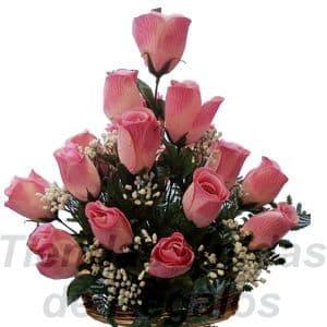 Arreglos con Rosas | Arreglos Florales Lima - Cod:XBR08