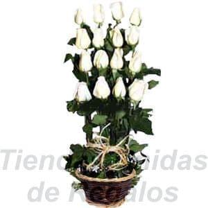 Arreglos con Rosas | Florerias Delivery | Florerias en Lima Delivery - Cod:XBR10