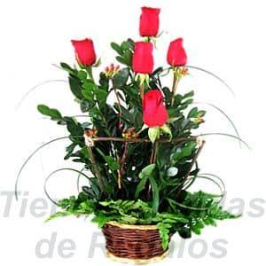 Arreglo de Rosas 22 - Cod:XBR22