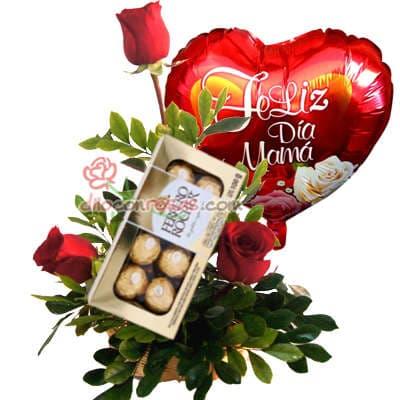Rosas para Mama - Cod:XBR27