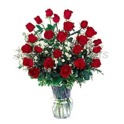 Arreglo de Rosas 29 | Arreglos florales lima - Whatsapp: 980-660044