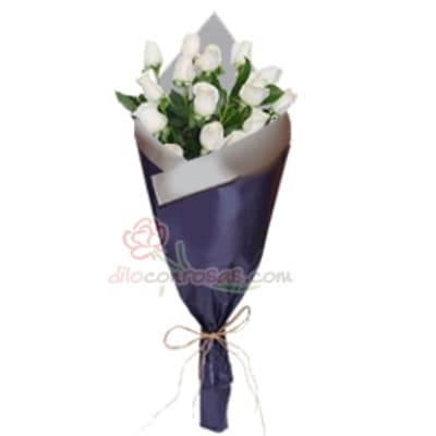 Arreglo de rosas 42 | Ramo de Rosas Delivery - Whatsapp: 980-660044