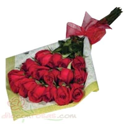 Arreglo de rosas 46 | Florerias en Lima - Cod:XBR46