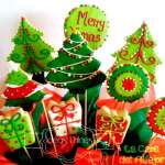 La Casa del Alfajor | Alfajores de Navidad - Cod:AFN02