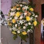 Arreglos Florales | Arreglo para Inaguracion con Flores Primaverales - Cod:AGP08