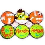 Mejorate Pronto con Cupcakes | Recuperate Pronto | Regalos de Recuperate Pronto - Cod:AGT02