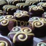 La Casa del Alfajor | Alfajores con Chocolate - Cod:ALD15