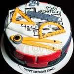 Torta de Arquitecto | Torta para Arquitecto - Cod:ARQ10