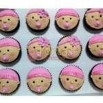 Miss Cupcakes | Cupcakes Carita de Bebes - Cod:BBC06