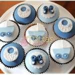 Cupcakes Delivery | Cupcakes Recien nacido - Cod:BBC09