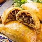 Bocaditos Salados Gourmet | Empanaditas de Carne x 50 - Cod:BDU03